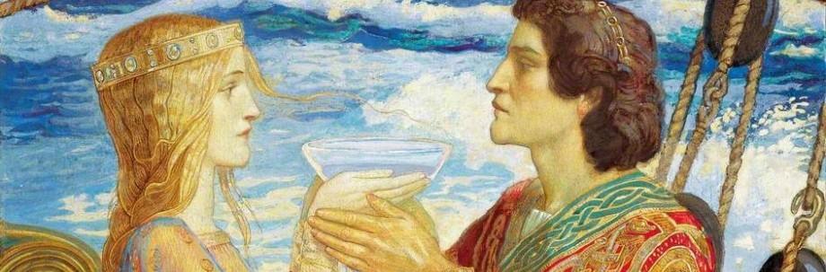 Tristan et Iseut - John Duncan (1912)